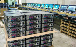Midwest Assembly, Warehouse and Distribution-display assembly